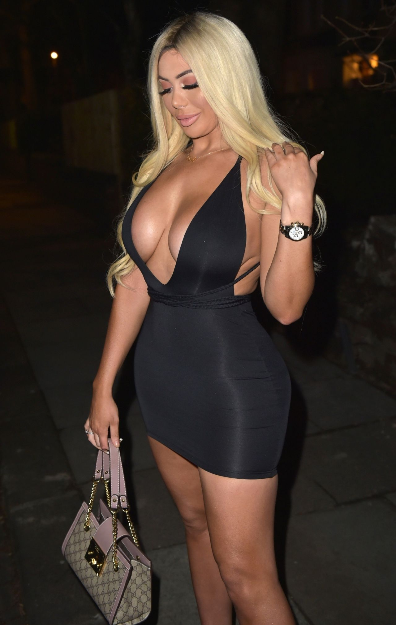 Chloe Ferry Night Out Style 12142018