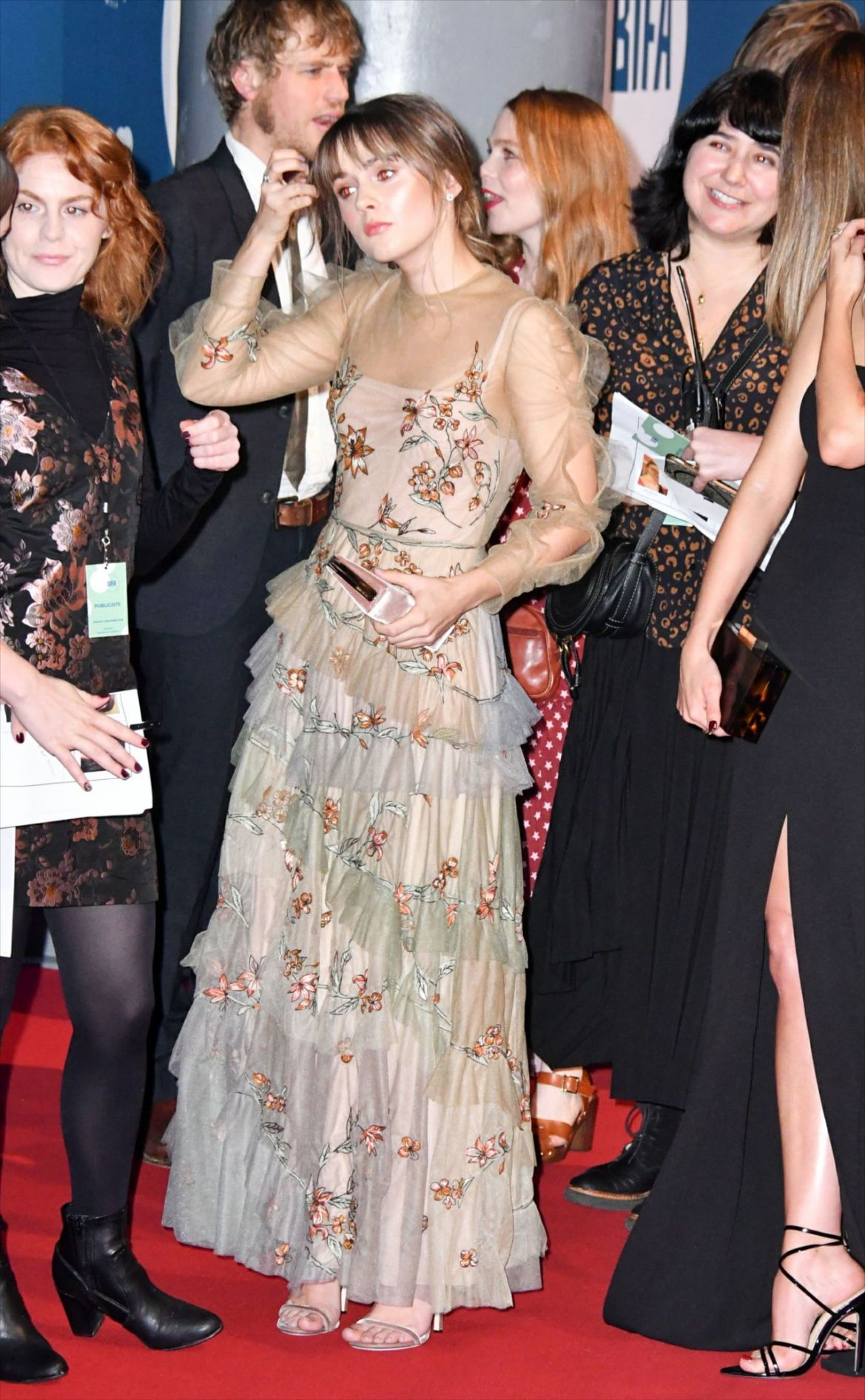 Molly Wright – British Independent Film Awards 2018