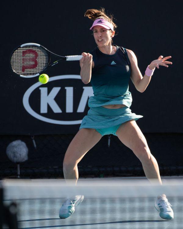 Andrea Petkovic Australian Open 01142019