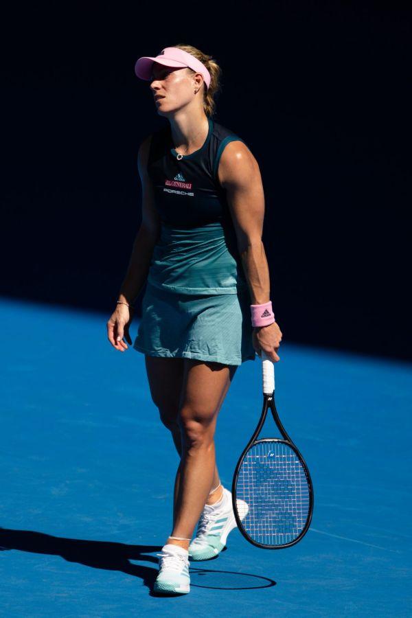 Angelique Kerber Australian Open 01142019