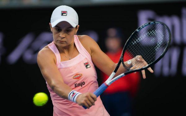 Ashleigh Barty Australian Open 01142019