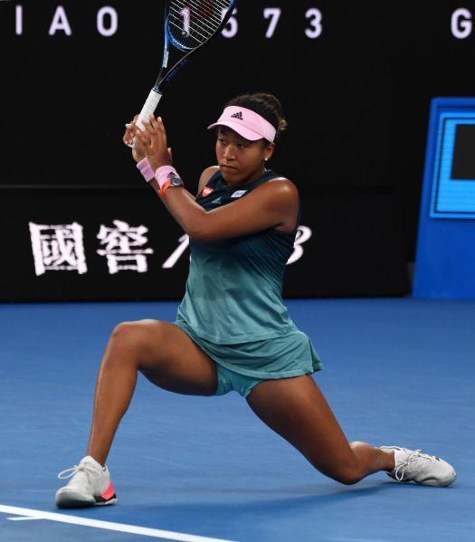 Naomi Osaka - Australian Open Final 2019