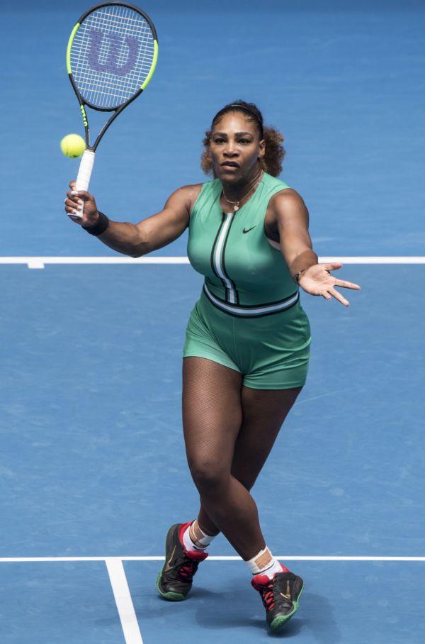 Serena Williams Australian Open 01152019