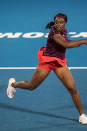 Sloane Stephens 2019 Sydney International Tennis 01092019
