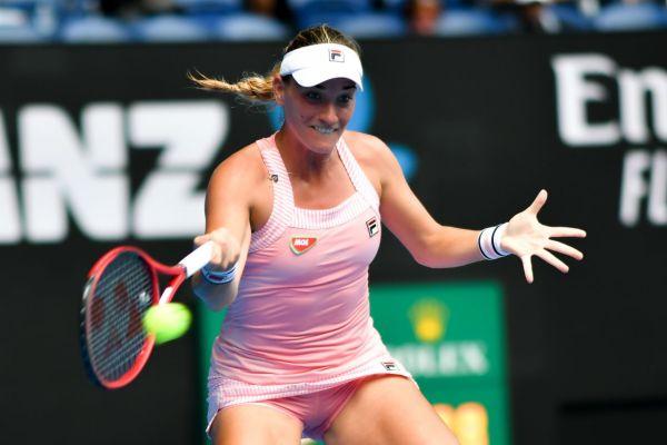 Timea Babos Australian Open 01162019