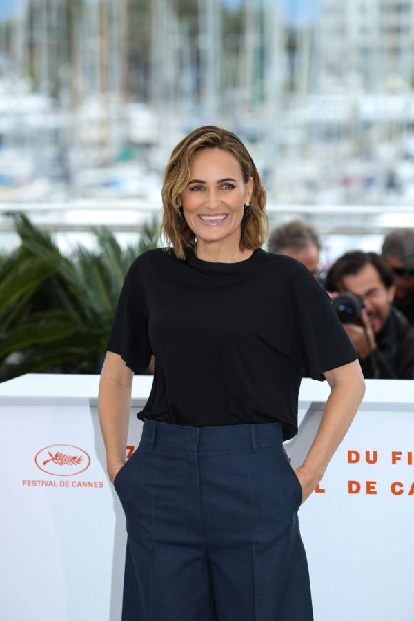 """Judith Godreche - """"The Climb"""" Photocall at Cannes Film ..."""