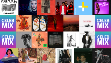 Collage of CelebMix's Top EPs of 2019