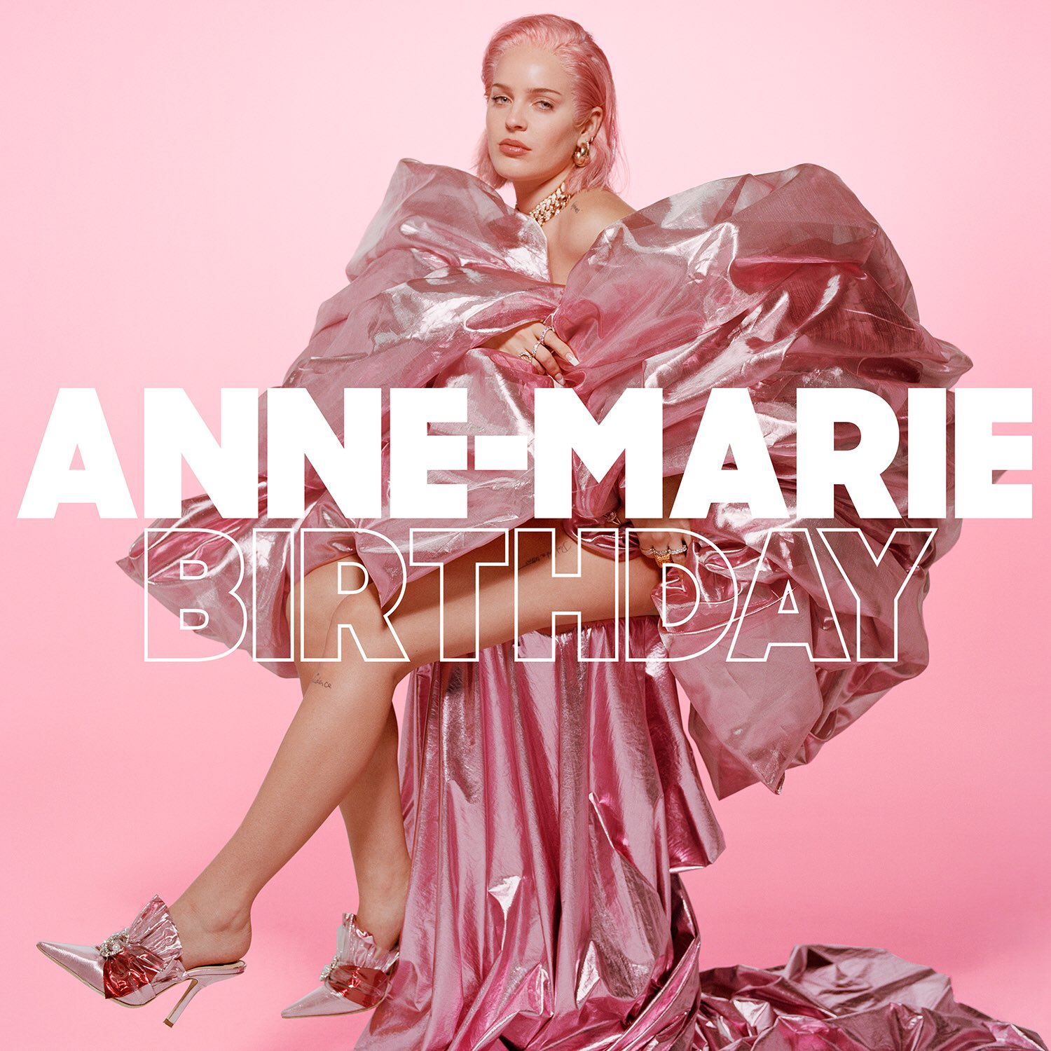 Anne Marie Releases New Single Birthday Celebmix
