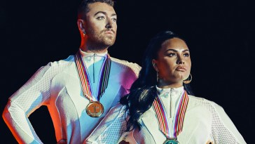 Sam Smith and Demi Lovato join forces on new song 'I'm Ready'