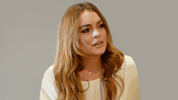 Lindsay Lohan returns to music