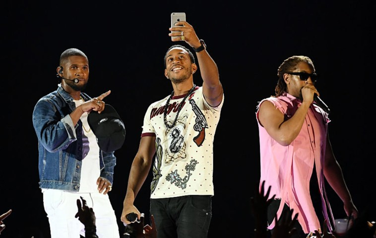 Usher, Lil Jon and Ludacris release new single
