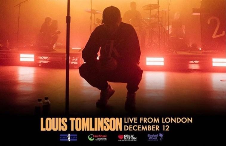 Louis Tomlinson Fanlanthropy The Honey POP