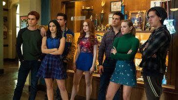 Riverdale returning for season five