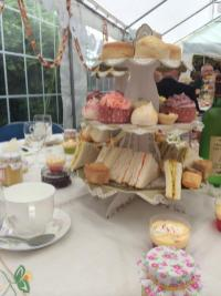 Gorgeous Afternoon Tea Themed Wedding