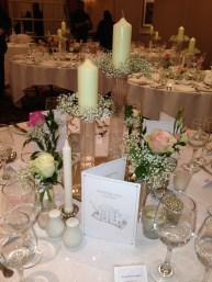 Glamorous wedding at Hendon Hall
