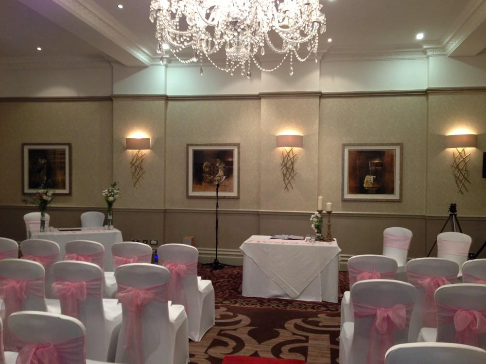 Hendon Hall Wedding 1