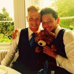 Mitch and James Wedding 2