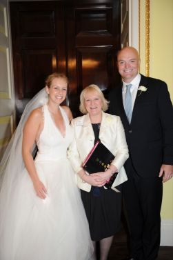 Lovely wedding at The Ritz!