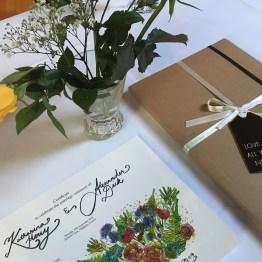 Their Wedding Script