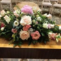 Stunning florals at Hedsor