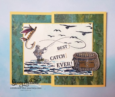 Best Catch Ginny Harrell Stampin' Up