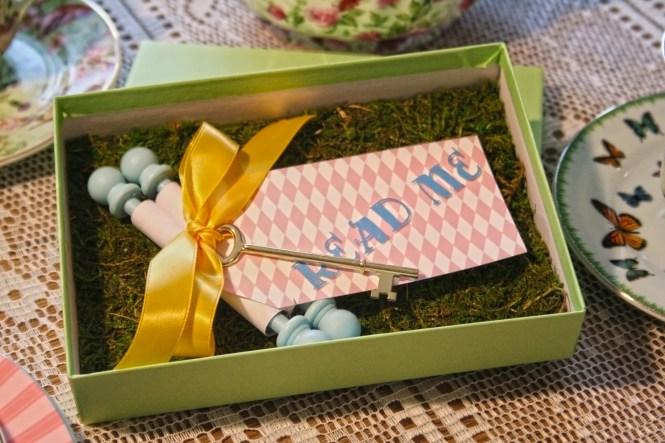 Alice In Wonderland Baby Shower Invitations Celebrate