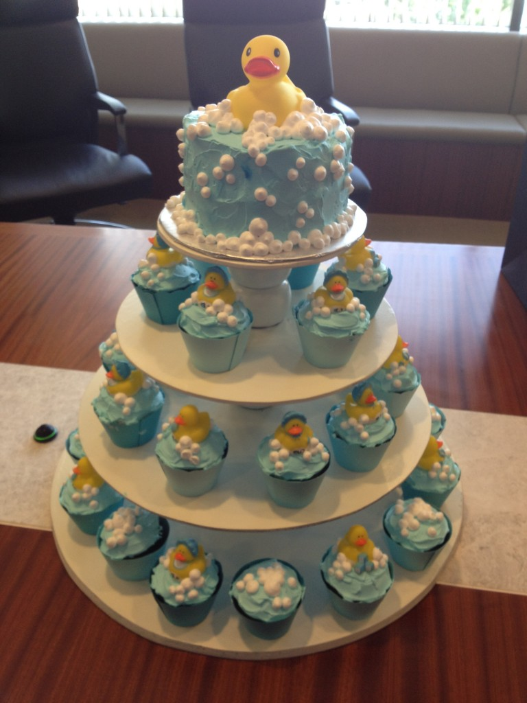 Chloe S Inspiration Rubber Ducky Baby Shower Celebrate