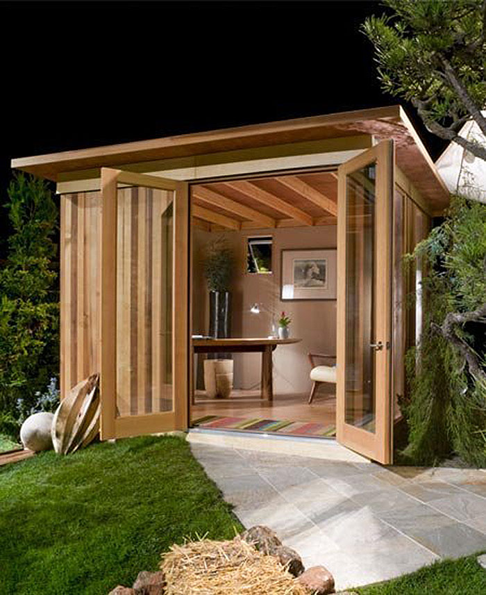 The Small House Movement and Tiny Living Spaces ... on Small Backyard Living Spaces  id=34371