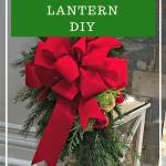 Christmas Decorated Lantern Celebrate Decorate