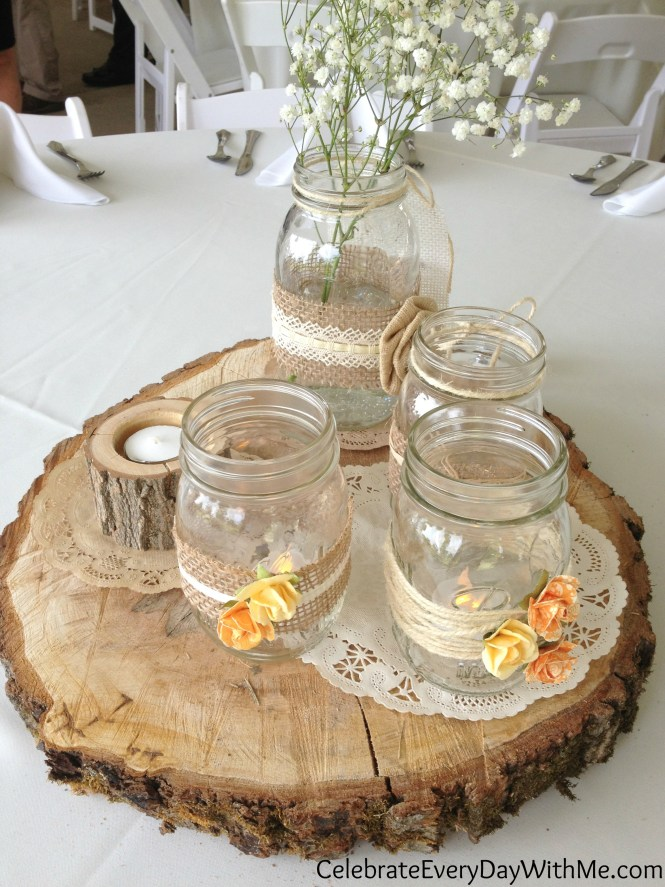 Picture Of Wheat Decor Ideas For A Rustic Country Wedding 33