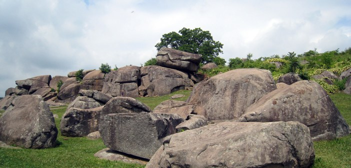 Devils Den - Gettysburg, PA