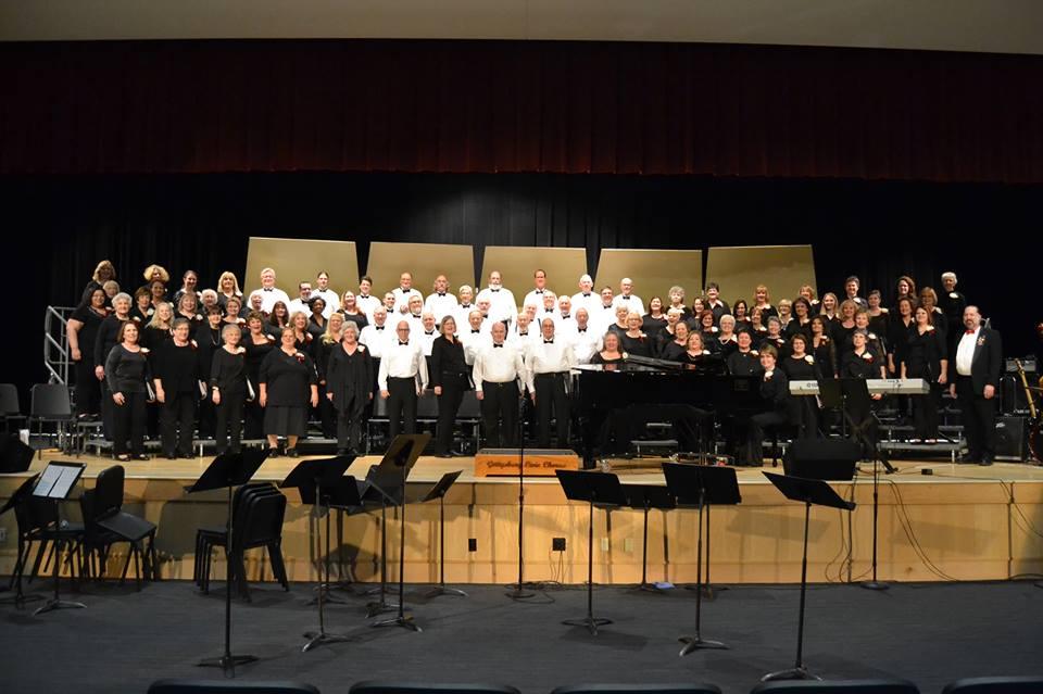 Gettysburg Civic Chorus Christmas Concert