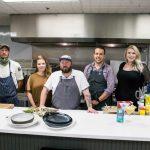 Mela Kitchen staff