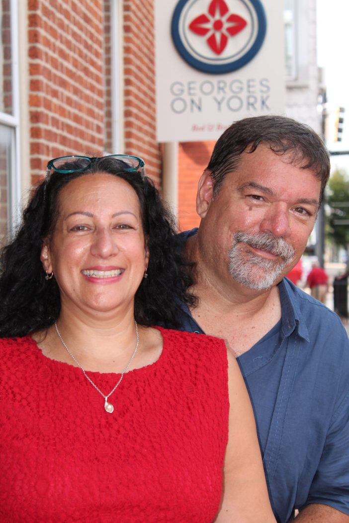 Sharon & Chris Tillman