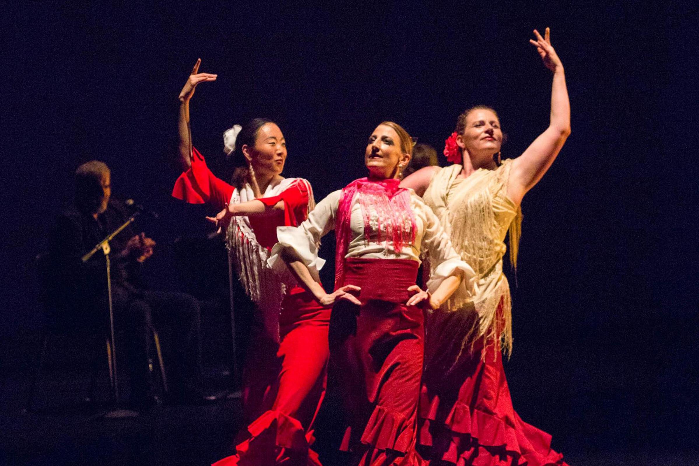 Zorongo Flamenco