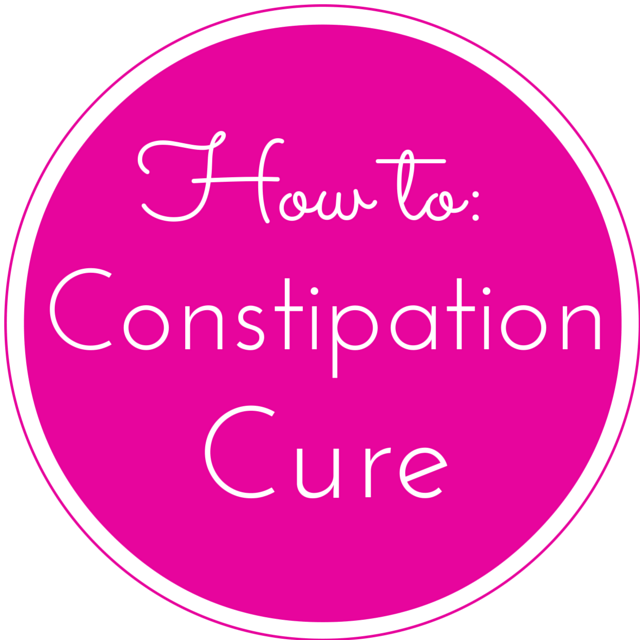 Constipation Cure Guide