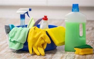 Disinfectants & Butterflies in the Classroom