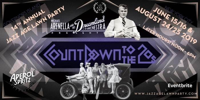 Michael Arenella's 14th annual Jazz Age Lawn Party