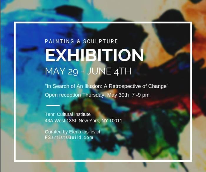 Painting & Sculpture Exhibition