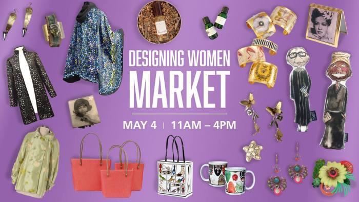 springtime Designing Women Market