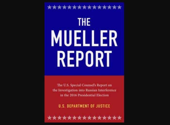 Public Reading of Muller Report New York