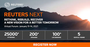 Reuters Next: An Agenda-Setting, Four-Day Summit For Global Leaders