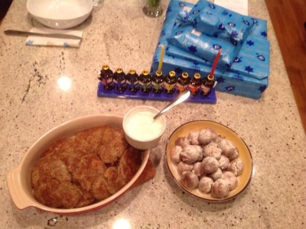 Family Hanukah Celebration