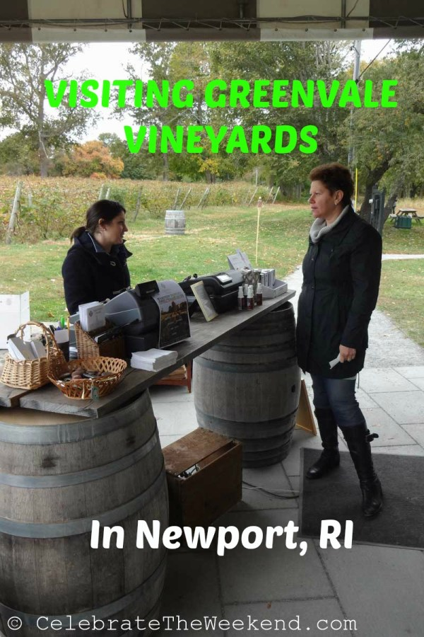 Visiting a vineyard should be on your New England Fall To Do list