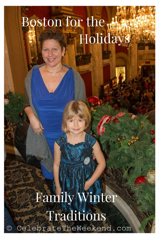 Boston Holiday traditions: !2+ family-friendly ideas for winter holiday fun