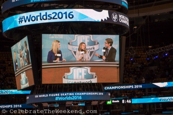 Boston blogger explores audience bias during World Figure Skating Championships in Boston