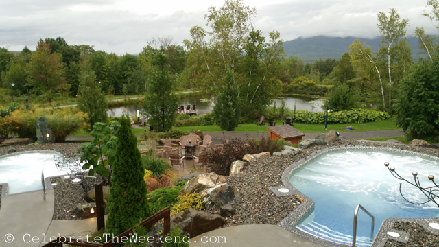 Visiting Nordic spas in Eastern Townships of Quebec offers a perfect relaxation experience for a couple's weekend escape