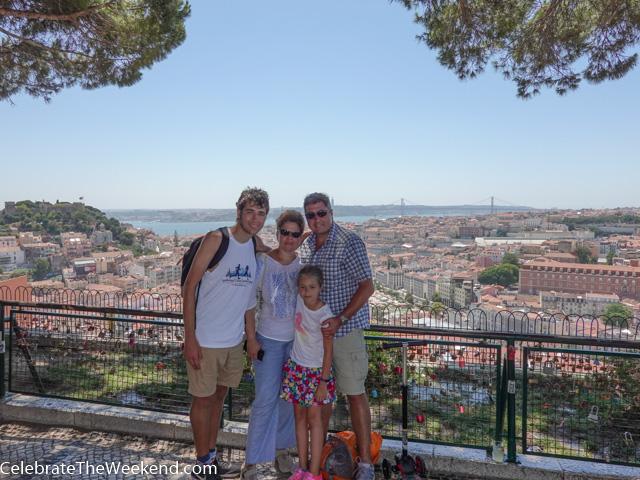 8 hour stopover in Lisbon