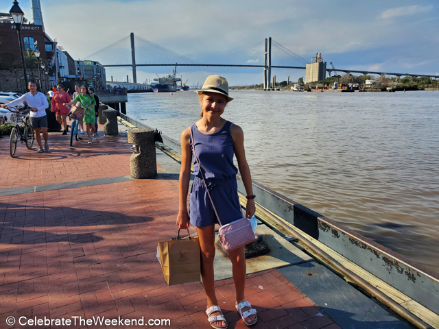 6 hours in Savannah