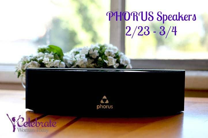 phorus speakers wi-fi
